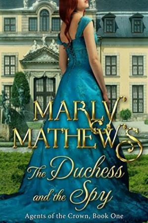 Book cover The Duchess and the Spy