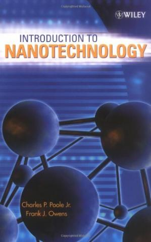 წიგნის ყდა Introduction To Nanotechnology