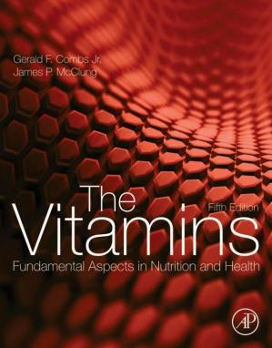 Copertina The Vitamins, Fifth Edition: Fundamental Aspects in Nutrition and Health