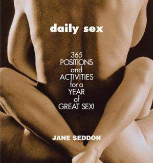 Обложка книги Daily Sex: 365 Positions and Activities for a Year of Great Sex!