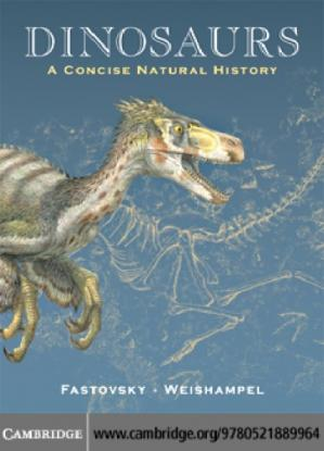 Book cover Dinosaurs - A Concise Natural History