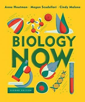 表紙 Biology Now (2nd edition)