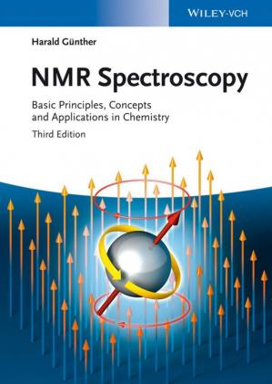 Book cover NMR Spectroscopy: Basic Principles, Concepts and Applications in Chemistry