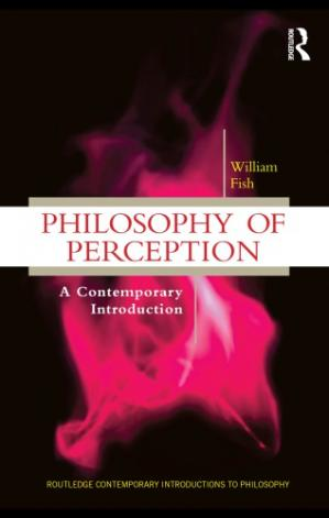 书籍封面 Philosophy of Perception: A Contemporary Introduction