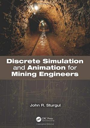 Couverture du livre Discrete Simulation and Animation for Mining Engineers