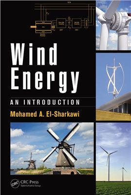 Book cover Wind Energy: An Introduction