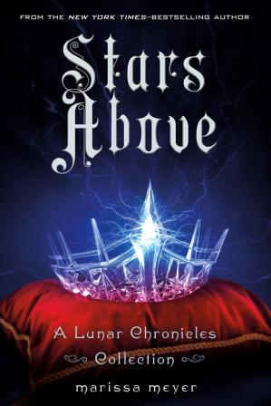 Book cover The Lunar Chronicles 4.5 - Stars Above