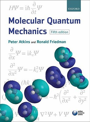 Book cover Molecular Quantum Mechanics