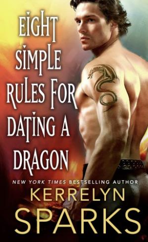 Обложка книги Eight Simple Rules for Dating a Dragon