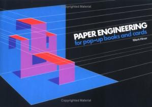 Couverture du livre Paper Engineering for Pop-Up Books and Cards
