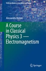 Buchdeckel A Course in Classical Physics 3 — Electromagnetism