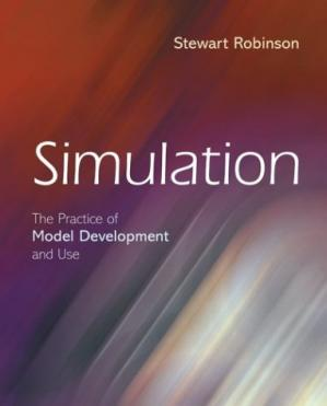 Copertina Simulation: The Practice of Model Development and Use