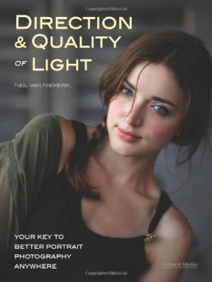 Обложка книги Direction & Quality of Light: Your Key to Better Portrait Photography Anywhere