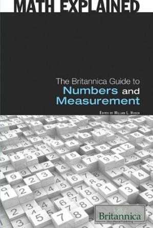 Couverture du livre The Britannica Guide to Numbers and Measurement (Math Explained)