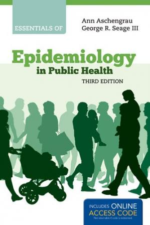 Book cover Essentials Of Epidemiology In Public Health