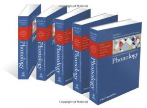 Copertina [INCOMPLETE] The Blackwell Companion to Phonology