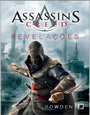 წიგნის ყდა Revelações (assassin's creed)