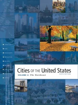 Book cover Cities of the United States, Sixth Edition, Four Volume Set